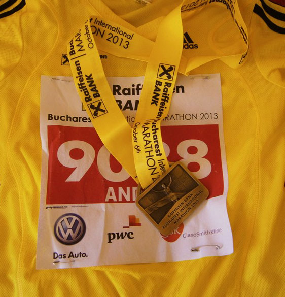 semimaraton bucuresti 2013