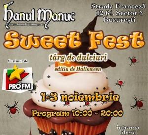 sweet fest 2013 noiembrie
