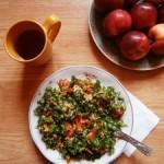 Tabouleh cu quinoa