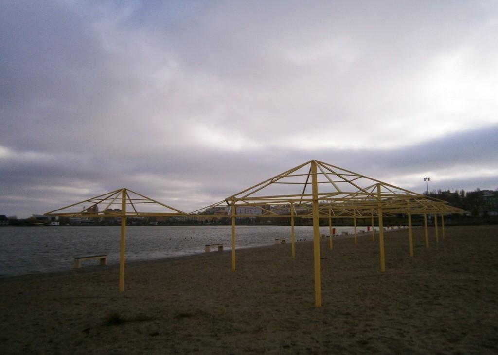 plaja-lacul-ciuperca-tulcea