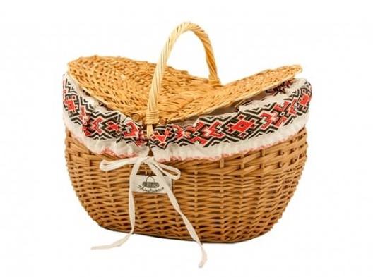 cos de rachita pentru picnic fabulousbaskets