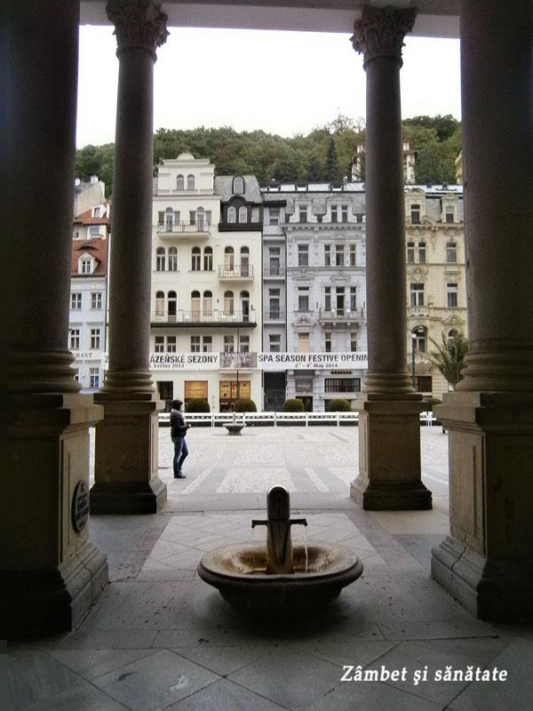 izvor-cu-apa-termala-Karlovy-Vary