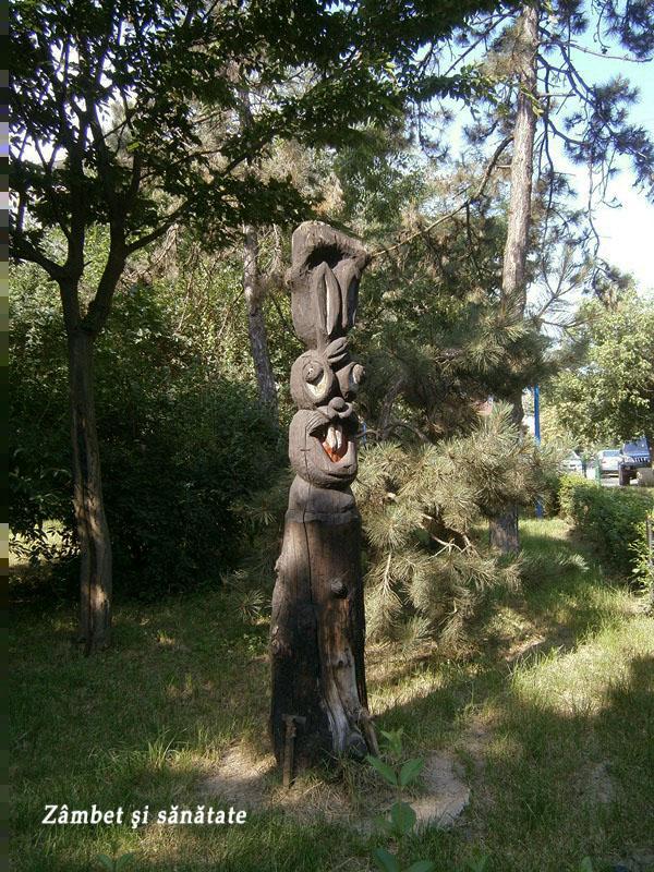 statuie-parcul-circului-Bucuresti.