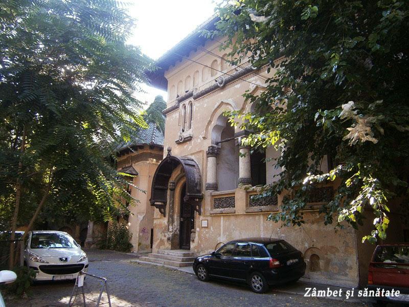 Casa-Ion-I.-C.-Brătianu-piata-amzei