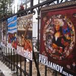 Festivalul Strada Armenească: oameni şi clădiri