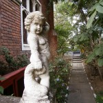 Muzeul Minovici - grădină