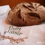 Pâine integrală de secară Pain Plaisir