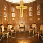 Magdalenenklause-interior-cruce