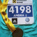 Primul meu maraton – povestea