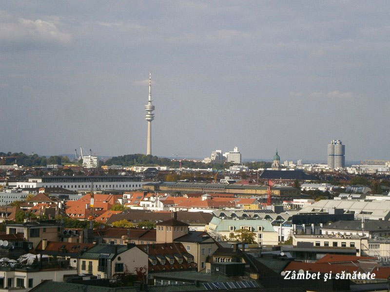 olympia-tower-munchen
