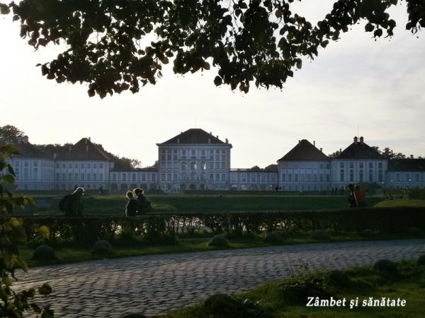 palatul nymphenburg munchen