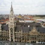 Munchen văzut de la înălţime – 4 panorame de neratat