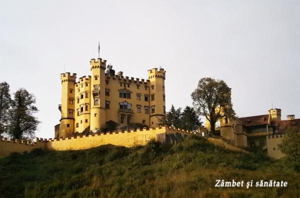 Castelul-Hohenschwangau-bavaria