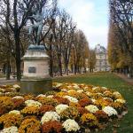Grădinile-Luxemburg-paris
