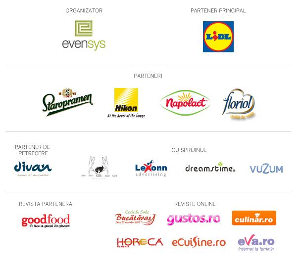 food bloggers conference 2014 parteneri organizatori sponsori