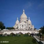 Ce să vezi la Paris în 3 zile (2): Sacre Coeur, Cimitirul Montmartre, Moulin Rouge, Galeriile LaFayette