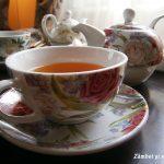 Griffin Tea, ceainăria grifonului