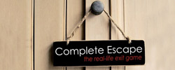 complete escape room escape game