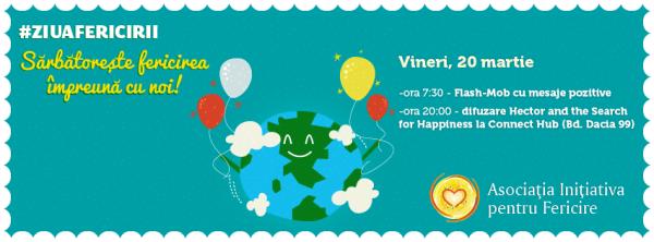 ziua internationala a fericirii 2015
