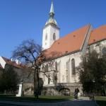 bratislava catedrala sf martin