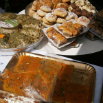 """Bazarul """"Arome din lumea arabă"""" – o felie însiropată de Orient în Bucureşti"""
