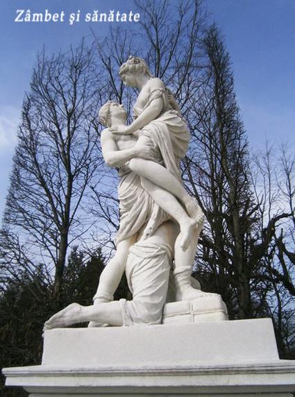 statuie la palatul schonbrunn