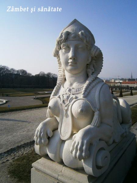 viena-palatul-belvedere-detaliu-statuie