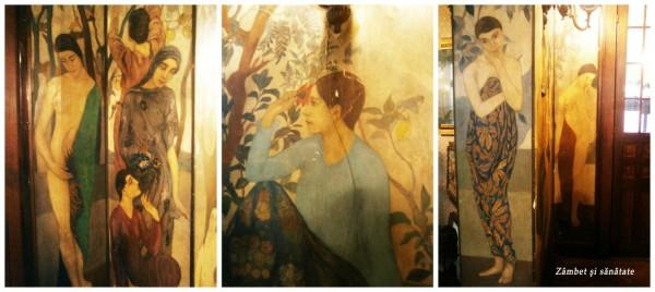 picturi murale muzeul storck