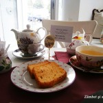 SanThe, ceainăria roz-delicat din inima Bucureştiului