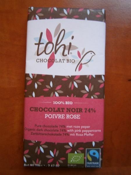 ciocolata tohi cu piper