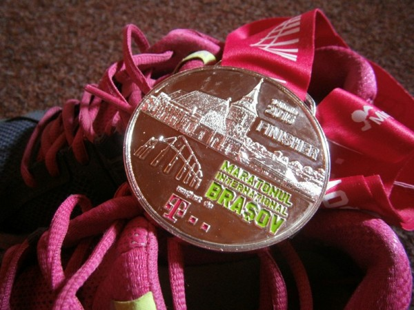 medalie maraton brasov 2015