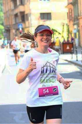 primul maraton jurnal