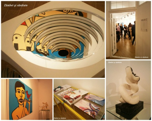 1 an de artfooly galerie de arta
