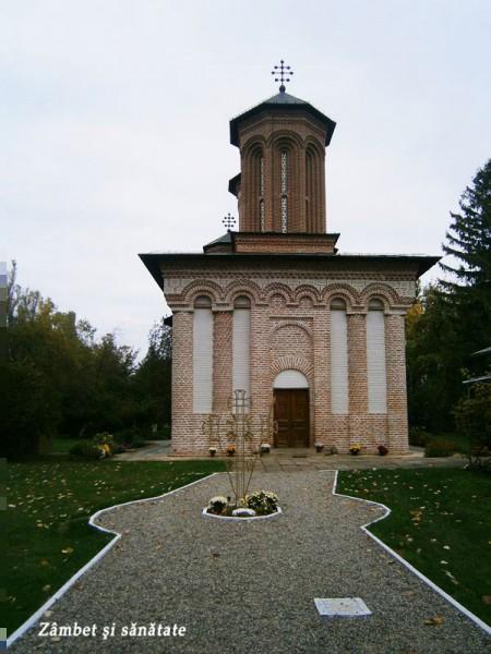manastire-aproape-de-bucuresti-snagov