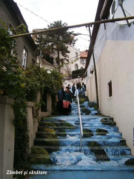 scari-strada-xenofon-bucuresti-pictura