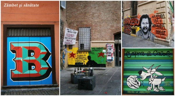 arta urbana bologna