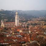 Turnul Lamberti din Verona, o panoramă perfectă peste oraşul îndrăgostiţilor