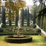 Paradisul în stil italian – Grădina Giusti din Verona