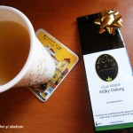 Milky Oolong – confort şi delicateţe într-o cană cu ceai