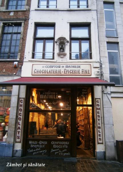 bruxelles-ciocolaterie-centru