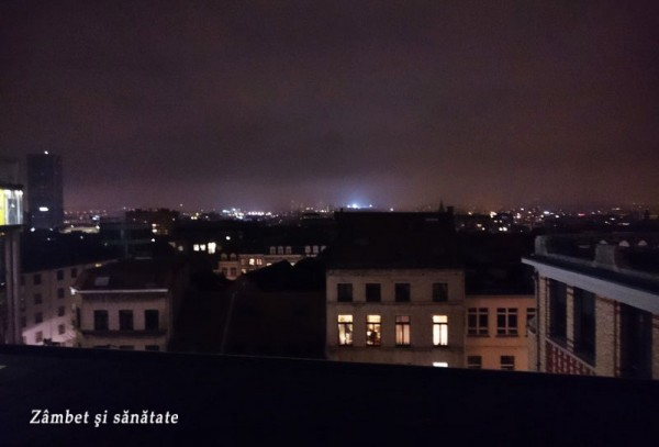 bruxelles in noapte