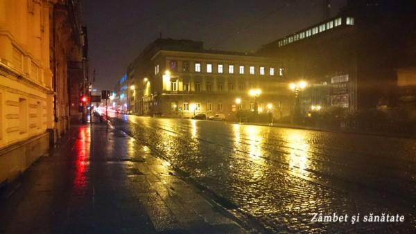 noapte bruxelles ploaie