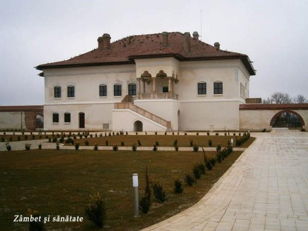 Palatul-Brâncovenesc-de-la-Potlogi