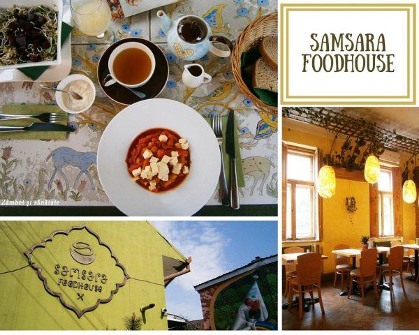 Samsara foodhouse Cluj napoca impresii