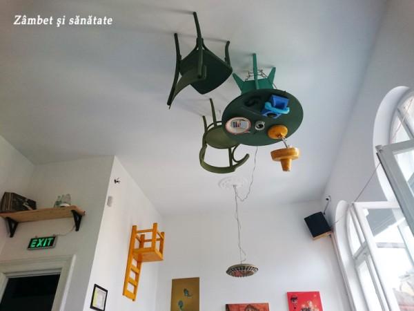 acuarela bufet tavan