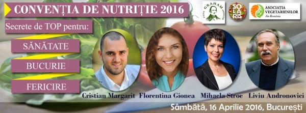 conventia de nutritie 2016 iubim si gatim