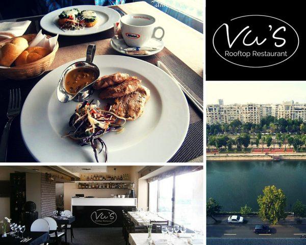 Vu's restaurant