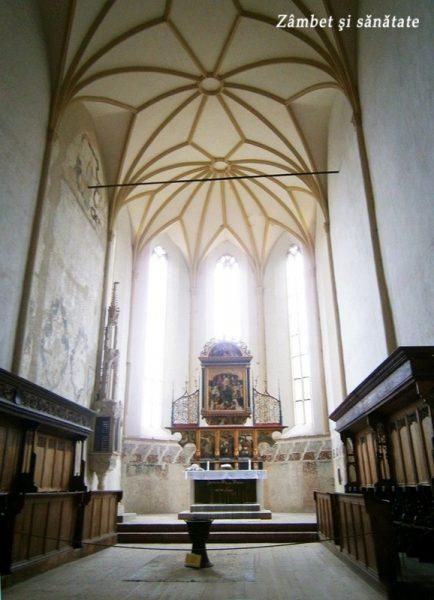 biserica-din-deal-sighisoara-interior