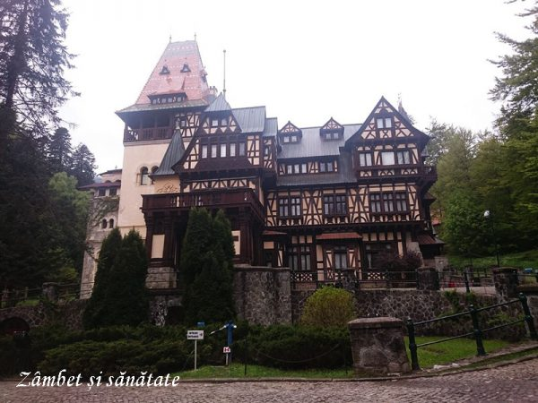 castelul pelisor sinaia
