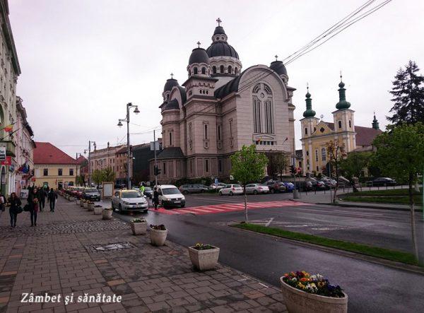 catedrala ortodoxa tg mures